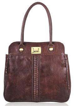 FREEDOM. Leather handbag / shoulder bag / tote bag / by BaliELF