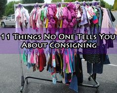 How To Prepare for a Kid's Consignment Sale (or, 11 Things No One Tells You About Consigning) Seller Tips, Mom to Mom