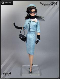 Tenue Outfit Accessoires Pour Barbie Silkstone Vintage Fashion Royalty 1129 | eBay