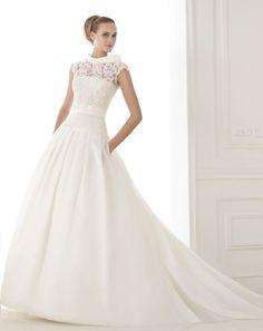 BLOG de las Quintas: Moda novias: Pronovias Avance 2015