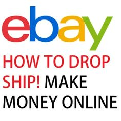 Learn exactly how to work from home purely selling and drop shipping on eBay.  No up front inventory! Basic to Advanced! What you'll learn      Understand the core concepts of drop shipping     Start a drop shipping store within a few hours     Learn the formulas to making profits     Create systems for self sustainability     Earn money from your new skills