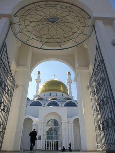 Nur-Astana Mosque | Astana, Kazakhstan