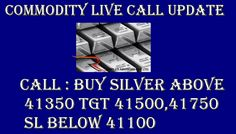 Ripples Commodity Blog: COMMODITY CALL UPDATE