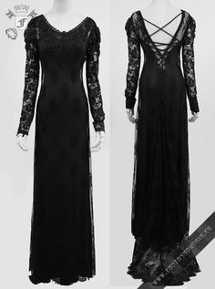 Her Secret World dress