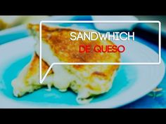 Sandwich de queso de la película El Chef. Fácil fácil!! - YouTube