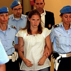 The Neverending Nightmare of Amanda Knox (Rolling Stone) -- How a naive kid from Seattle was coerced into confessing to a brutal murder and wound up sentenced to 26 years in an Italian jail