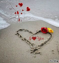 I love you Love You Gif, Dont Love Me, Love You Images, Love Hug, Cute Love, My Love, Beautiful Love Pictures, Beautiful Flowers, Messages Bonjour