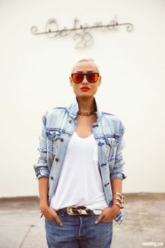 Style Crush: Micah Gianneli | frivolousfringe