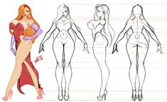 Drawings ere's the actual turnaround for Jess since some asked me to post it full for study purposes. Gonna tackle this project on the side - Character Model Sheet, Female Character Design, Character Modeling, Character Design References, Character Drawing, Character Turnaround, V Model, Sketch Manga, Poses References
