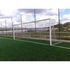 Bases Porterías Fútbol 11 para Recogida de Red