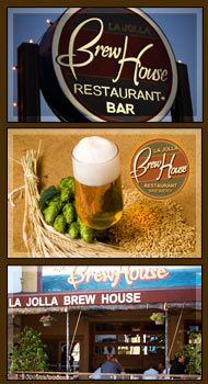 La Jolla Brew House - the best brewery with the best food in San Diego!    ### Family Friendly Things To Do in San Diego