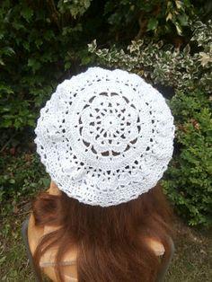 Pretty lacy Barret pattern.
