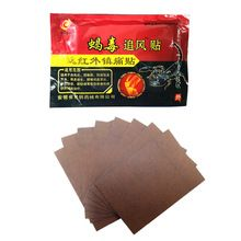 80pcs Joint Back Muscle Pain Relief Plaster Pain Relievr Chinese Scorpion Venom Extract Knee Rheumatoid Arthritis Pain Patch(China)