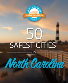 *NEW REPORT* See our updated list for 2016 at http://www.safewise.com/blog/safest-cities-north-carolina-2016/   An affordable cost of living, vibrant economic areas, and moderate climate are a few of the reasons two of North Carolina's largest cities, Charlotte and Raleigh, are expected to grow faster than any other U.S. cities of similar size over the next 15 years.