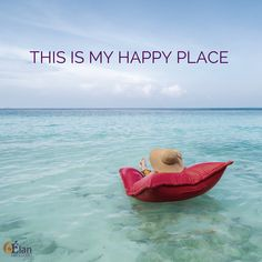 No other place I would rather be! Beach Quotes, My Happy Place, Beach Mat, Outdoor Blanket, Places, Outdoor Decor, Lugares, Beach Sayings