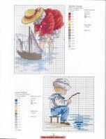 "free cross stitch pattern - klick on website ;O)          -Gallery.ru / OlgaHS - Album ""26"""