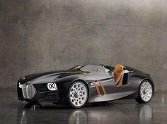 An ode to the first BMW 328  With this new car BMW wishes to pay homage to the passion and inventiveness shown by the creators of the BMW 328, an iconic car and a milestone in the history of the automobile.