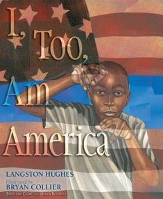 2013 Coretta Scott King Illustrator Award Winner: Bryan Collier, illustrator of I, Too, Am America