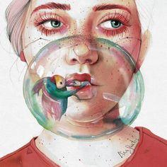 Ilustraciones Ana Santos