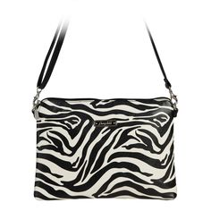 #Grace Adele Tablet Tote in Zebra http://rockindaswagbag.graceadele.us