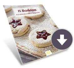 15 Naschereien aus der Weihnachtsbäckerei