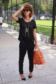 Black / Trop Rouge
