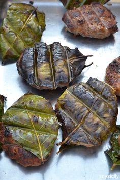 Polpette di carne di cavallo; Sicily