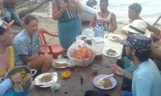 Dinner lobster. ..