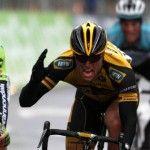 Gerald Ciolek wins Milan Sanremo