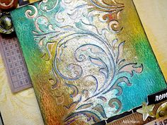 Sizzix Mixed Media #2 Thinlits by Tim Holtz