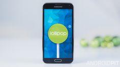 NaveenGFX.com: Samsung Galaxy S5 Lollipop fixes and improvements