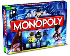 Doctor Who: 11th Doctor Monopoly Limited Edition