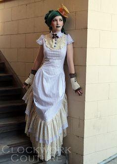 Tea Girl Gear - Pre-tea Dress Preorder - $174.95