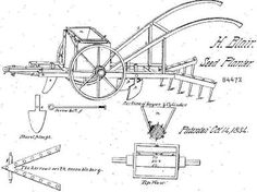 Inventor Henry Blair and His Patents