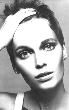 Mia Farrow  by Richard Avedon