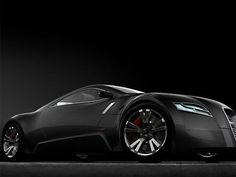 The Audi R-Zero Electric Wet Dream