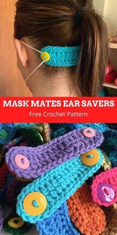 Crochet Mask, Crochet Faces, Free Crochet, Knit Crochet, Crochet Buttons, Crotchet, Sewing Patterns Free, Knitting Patterns, Crochet Patterns