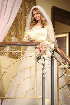 Disney's Jessie Wedding Special—Photo of Debby Ryan's Wedding Dress | OK! Magazine