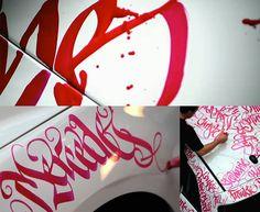 Niels Meulman of Calligraffiti (AKA Shoe)