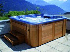 Гидромассажная ванна Lisa: купить бассейн спа с гидромассажем от 4SeasonsSpa - Албион Гроуп - крупнейший производитель в Европе.