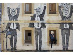 """Daniel """"SAN"""" Muñoz: """"11 Figures"""" in Blanca, Murcia, Spain: juxtapoz_600x450_san11-2.jpeg"""