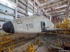 Beeindruckende Bilder zeigen die monumentalen Ruinen der sowjetischen Raumfahrt | Motherboard