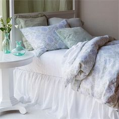 @rosenberryrooms is offering $20 OFF your purchase! Share the news and save!  Zia Duvet Cover in Cool #rosenberryrooms