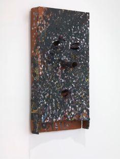 Mark Grotjahn - September 13 - October 27, 2012 - Images - Gagosian Gallery