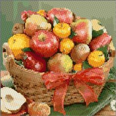 fruit basket  (a lot more fruit on this site)