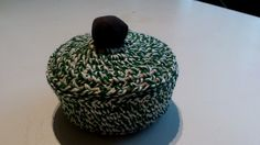 Crochet box Crochet Box, Crochet Hats, Things To Come, Knitting Hats, Crochet Case