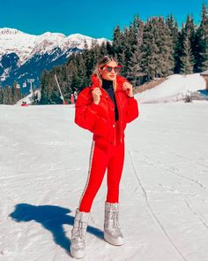 Snow Fashion, Winter Fashion Outfits, Fall Winter Outfits, Ski Outfits, Outfits Hombre, Snow Outfit, Winter Looks, Winter Jackets, Instagram
