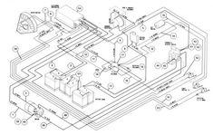 Ez Go Wiring Diagram 36 Volt Fresh Copy New Golf Cart