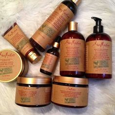 Totally not a product junkie, but I'm totally buying this whole line:)
