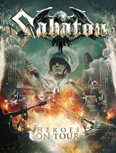 "Album Review: SABATON – ""Heroes On Tour"""